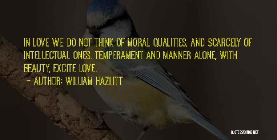 William Hazlitt Quotes 1537986