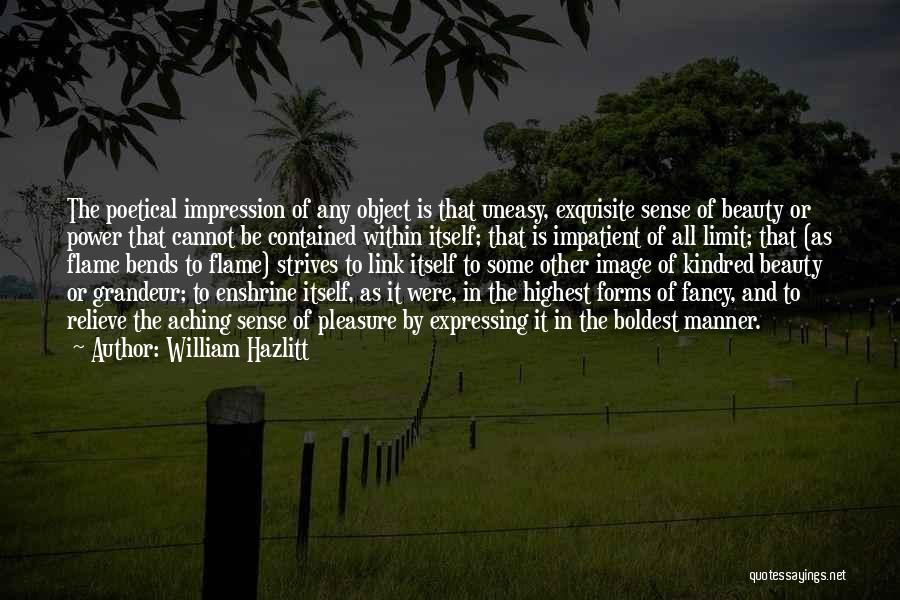 William Hazlitt Quotes 1769969