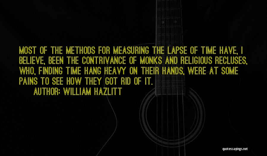 William Hazlitt Quotes 1819536