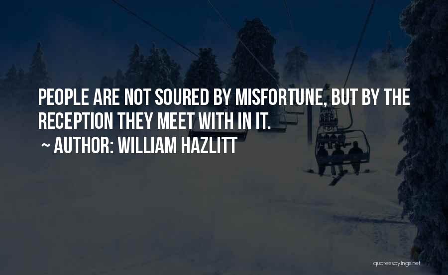 William Hazlitt Quotes 1873305
