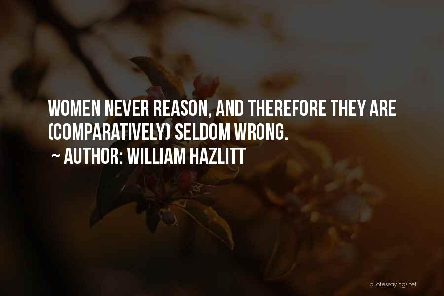 William Hazlitt Quotes 188319