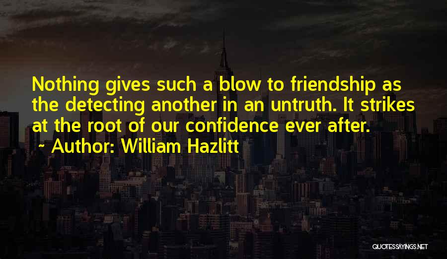 William Hazlitt Quotes 1961244