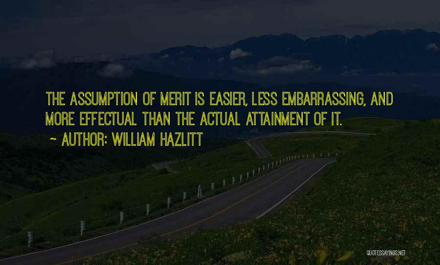 William Hazlitt Quotes 1964068