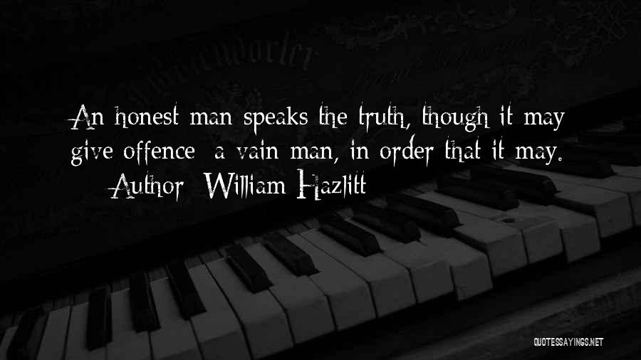 William Hazlitt Quotes 2092021