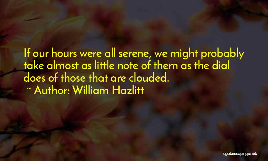 William Hazlitt Quotes 2139918