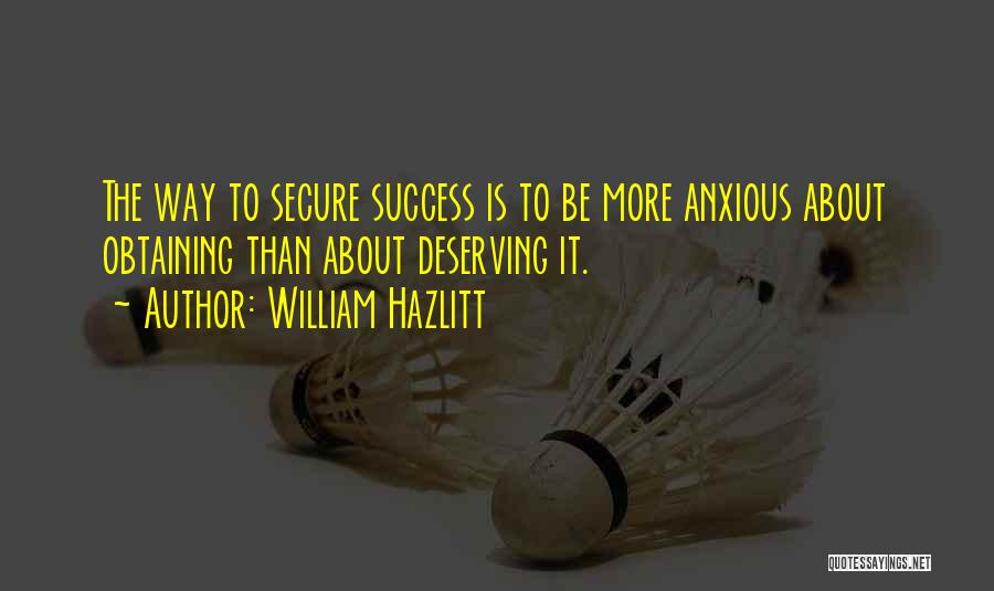 William Hazlitt Quotes 2154388