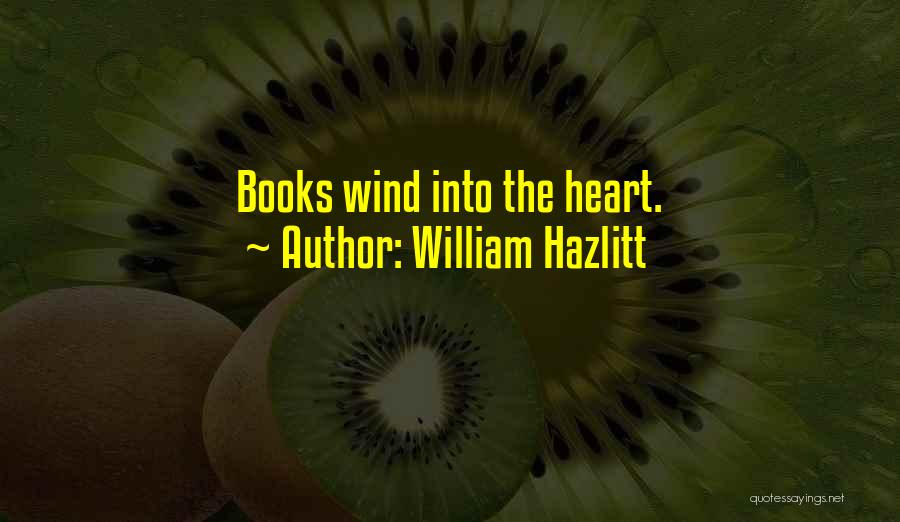 William Hazlitt Quotes 2240354