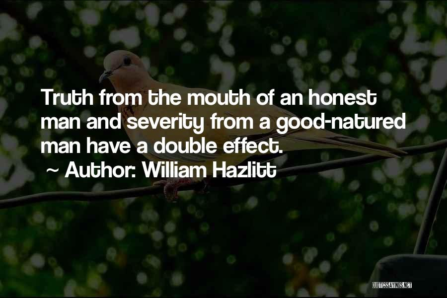 William Hazlitt Quotes 250087
