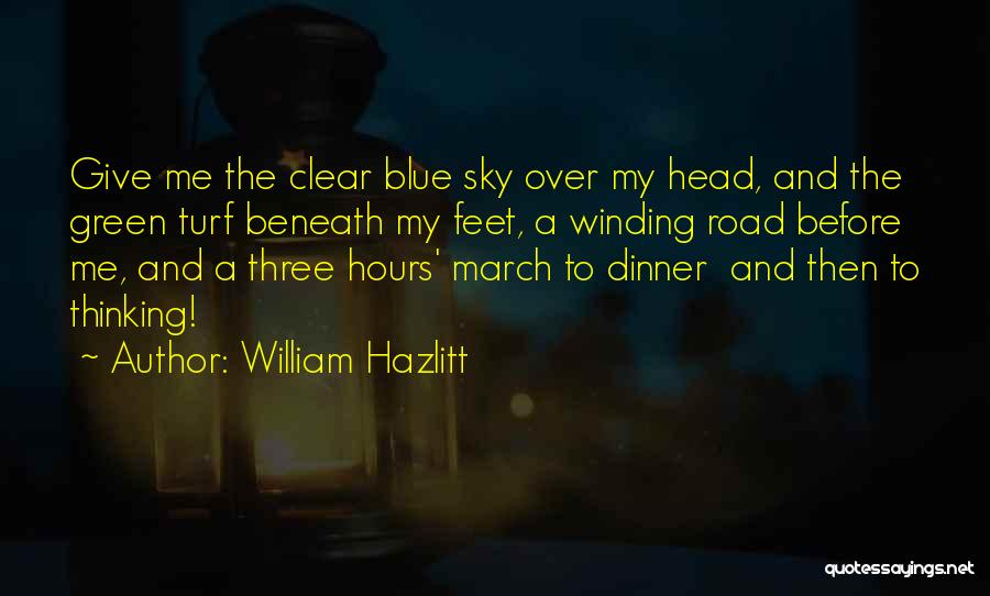 William Hazlitt Quotes 328856
