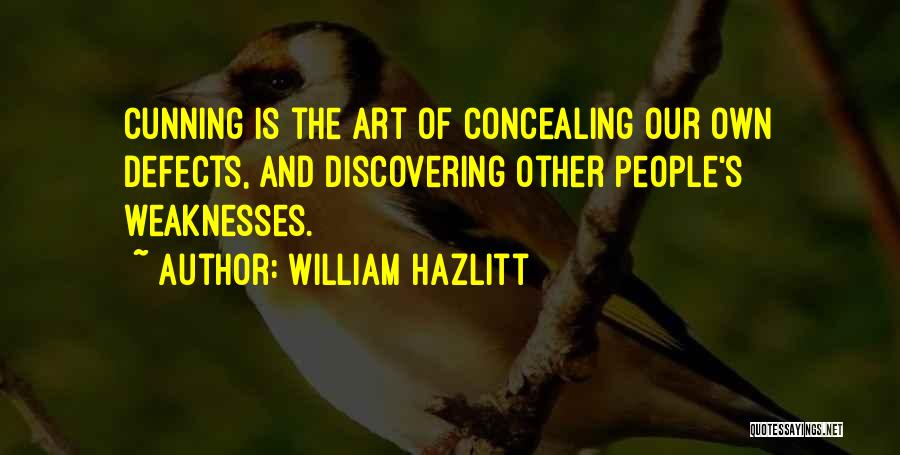 William Hazlitt Quotes 368412