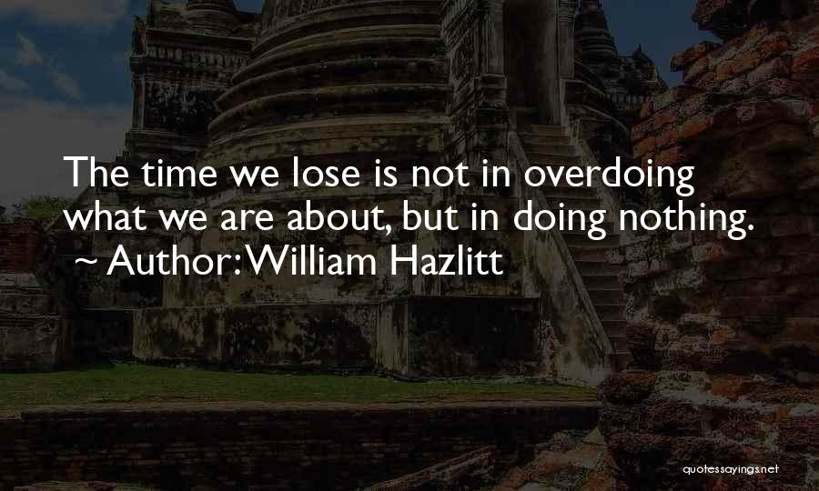 William Hazlitt Quotes 649853