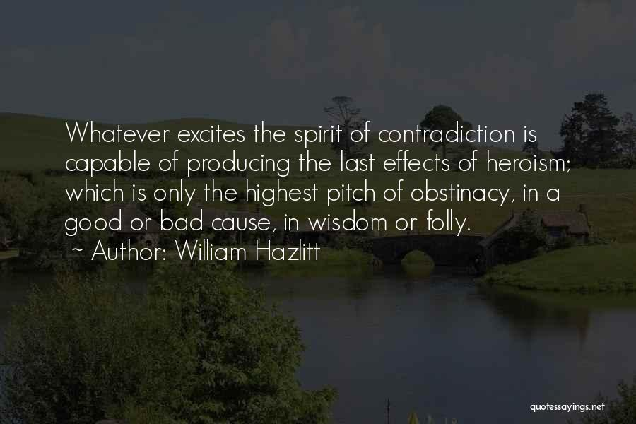 William Hazlitt Quotes 661165