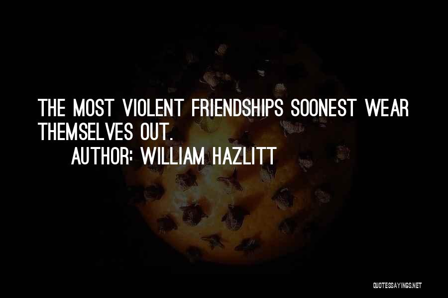 William Hazlitt Quotes 665135