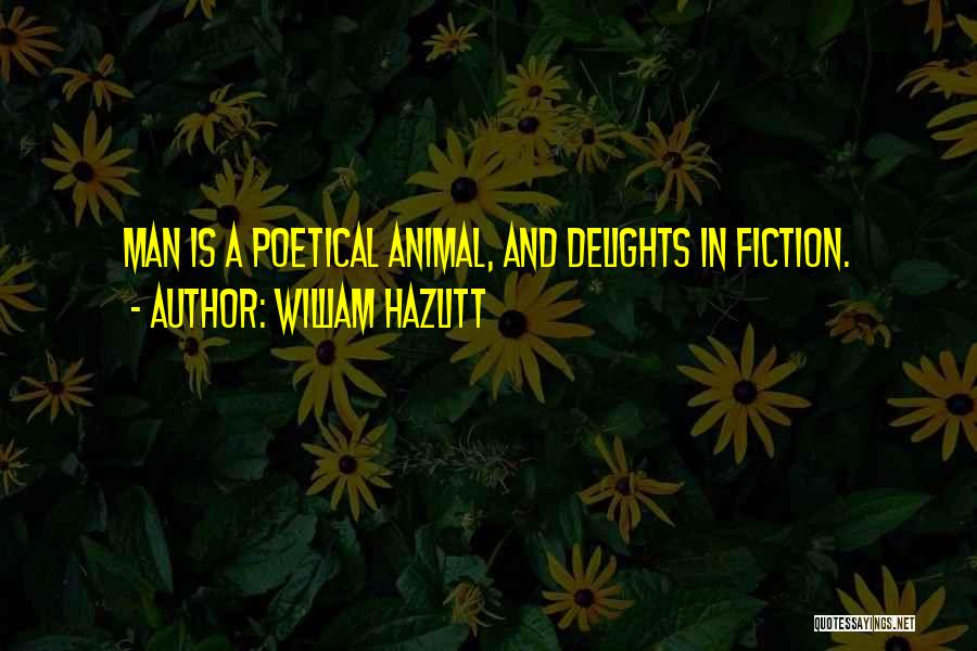 William Hazlitt Quotes 804192