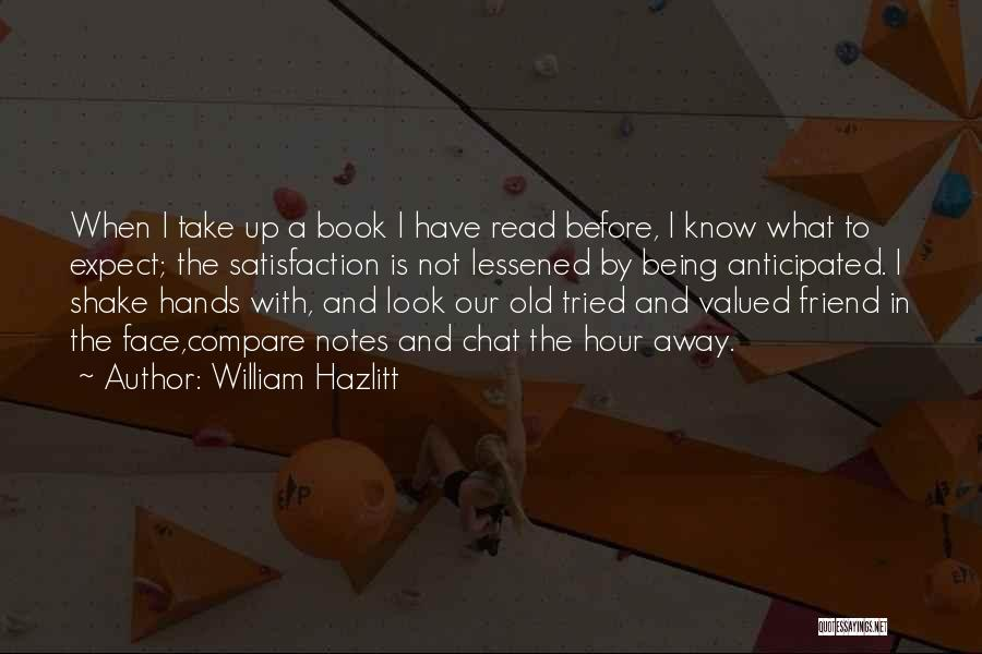 William Hazlitt Quotes 928497
