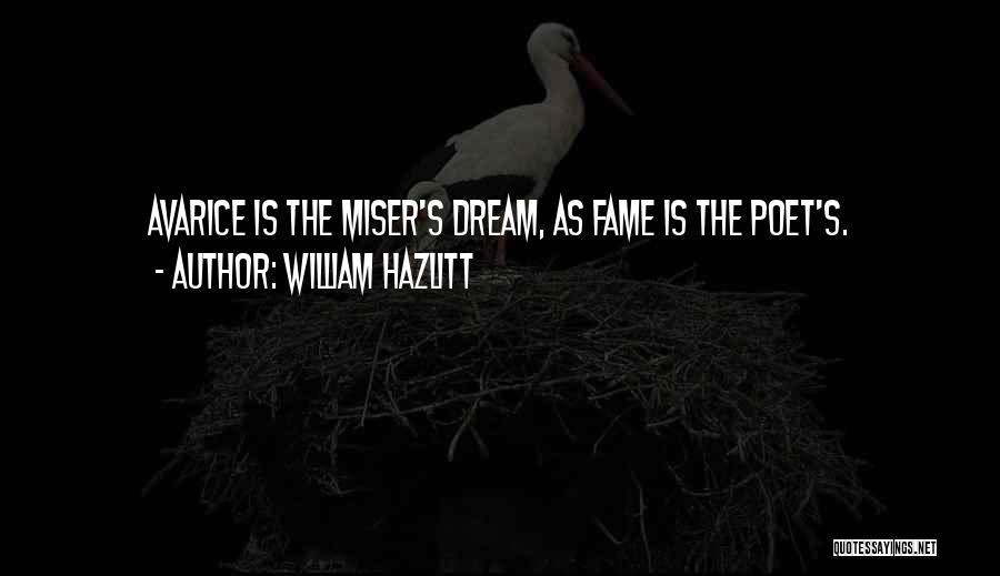 William Hazlitt Quotes 934669