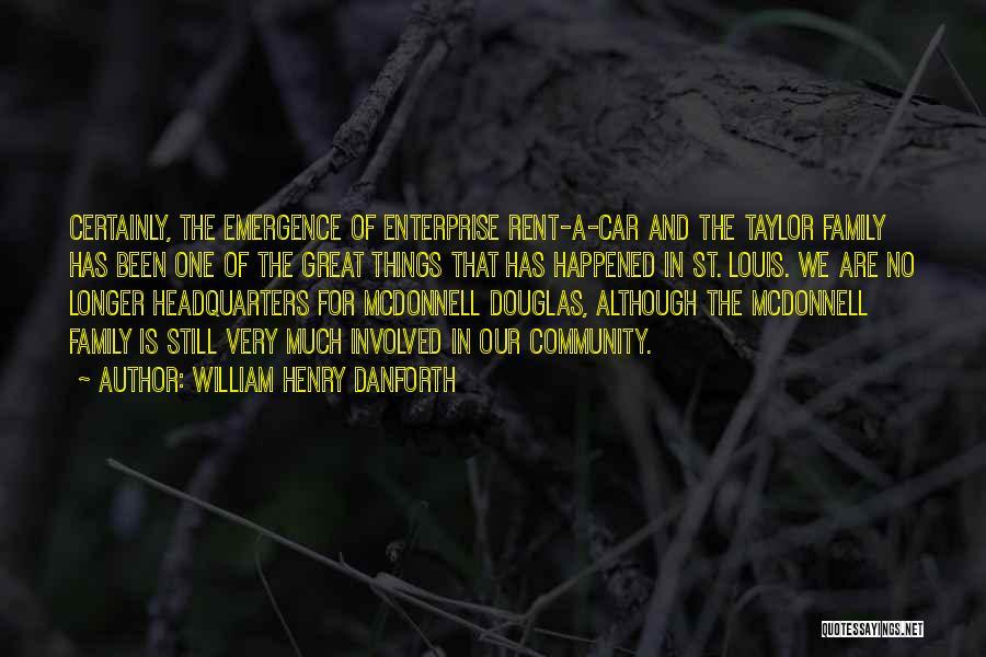 William Henry Danforth Quotes 1632723