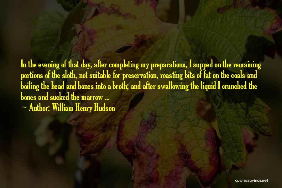 William Henry Hudson Quotes 250860