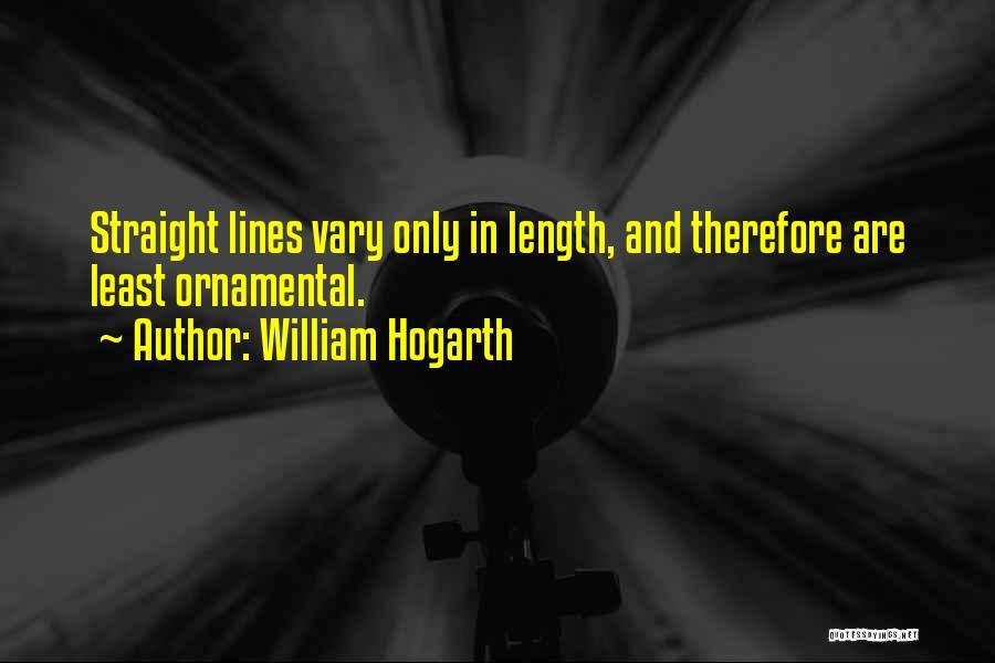 William Hogarth Quotes 198848