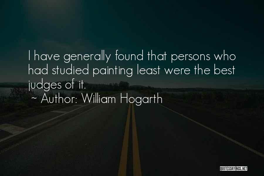William Hogarth Quotes 564469