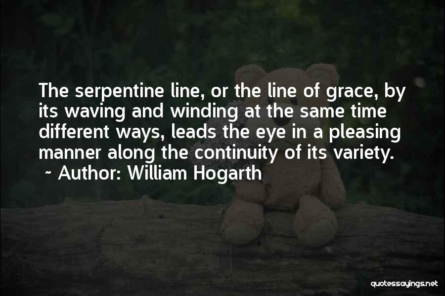 William Hogarth Quotes 810095