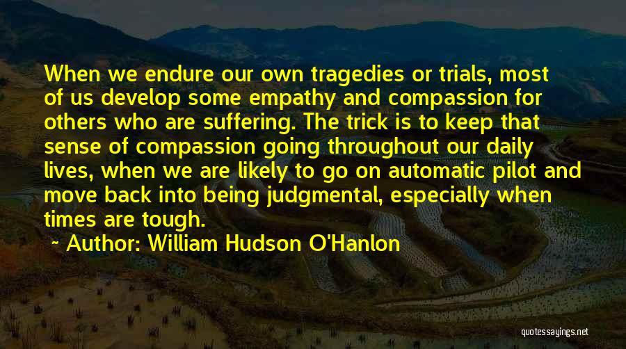 William Hudson O'Hanlon Quotes 1696887