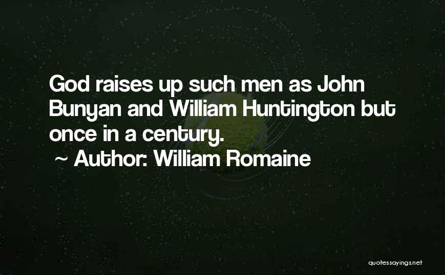 William Huntington Quotes By William Romaine