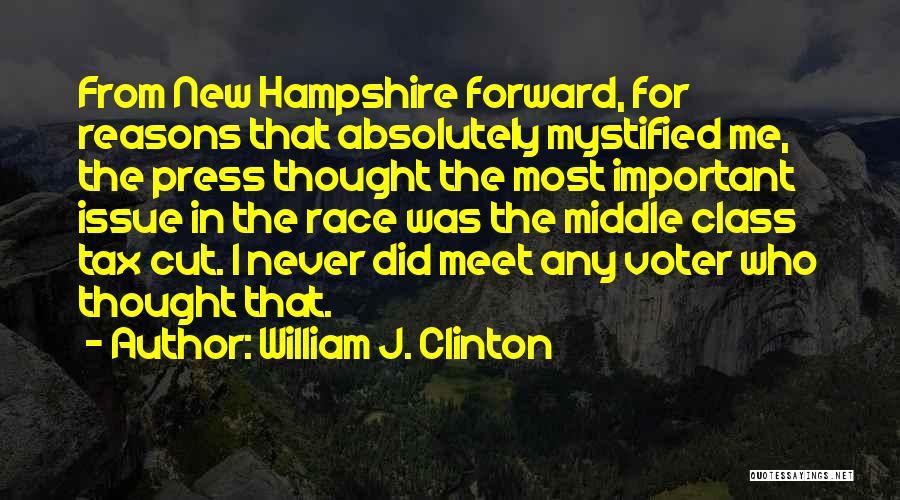 William J. Clinton Quotes 1023801