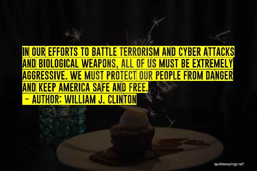 William J. Clinton Quotes 1213583