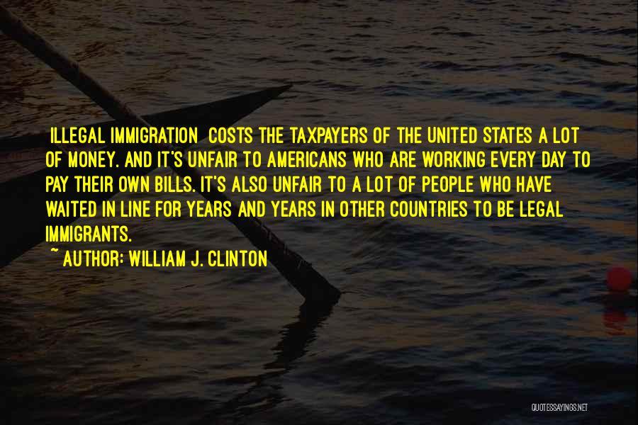 William J. Clinton Quotes 1233279