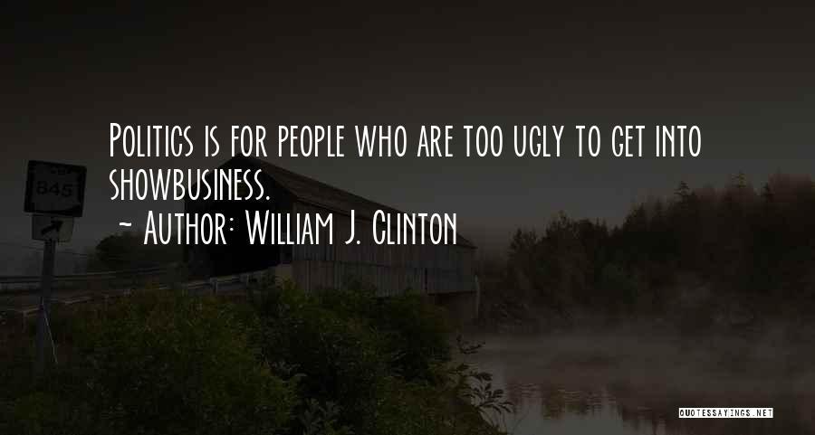 William J. Clinton Quotes 1297176