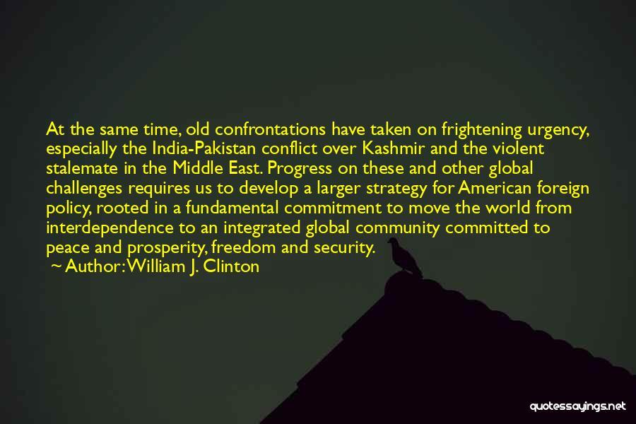 William J. Clinton Quotes 1447353