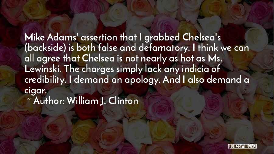 William J. Clinton Quotes 1542668