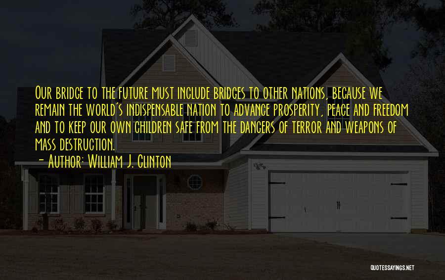 William J. Clinton Quotes 1830205
