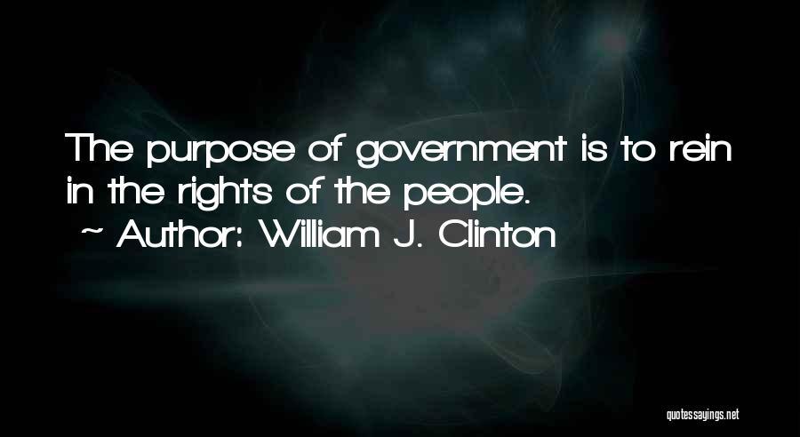 William J. Clinton Quotes 1864970