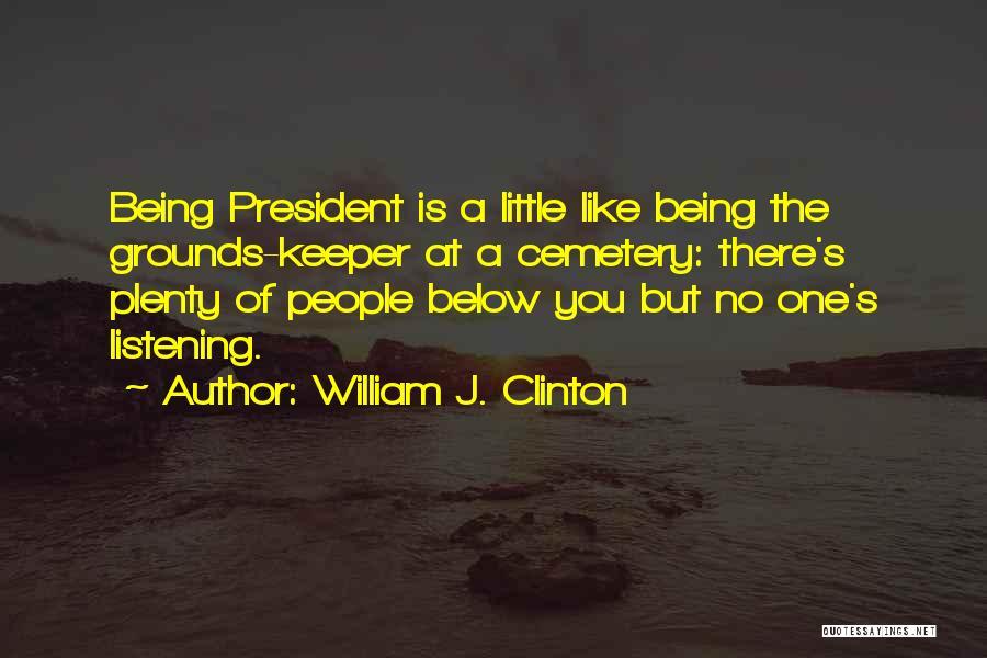 William J. Clinton Quotes 2111641