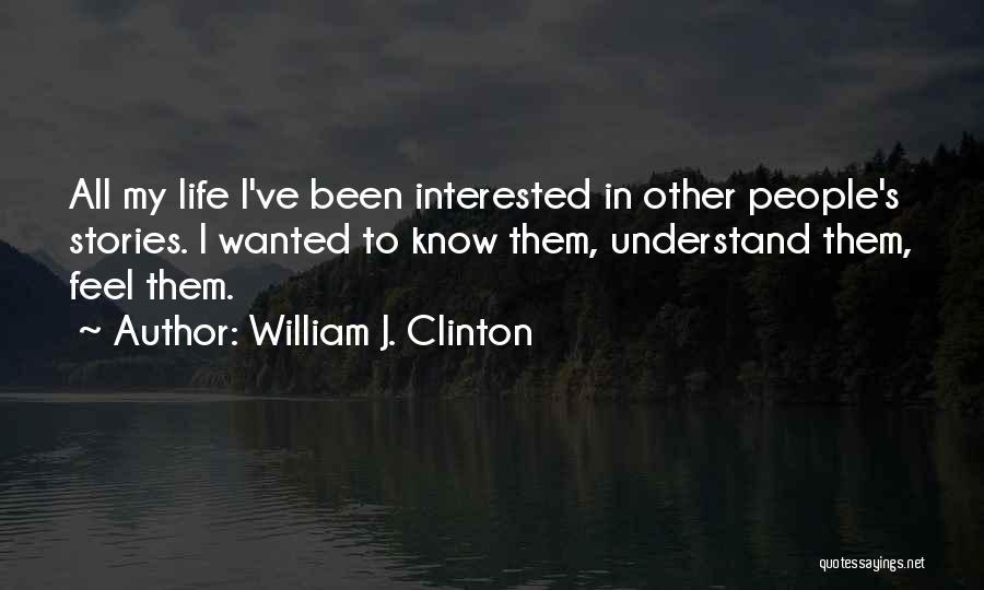 William J. Clinton Quotes 273310