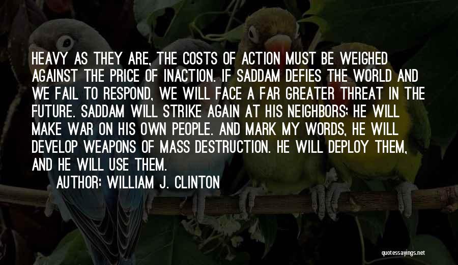 William J. Clinton Quotes 454996