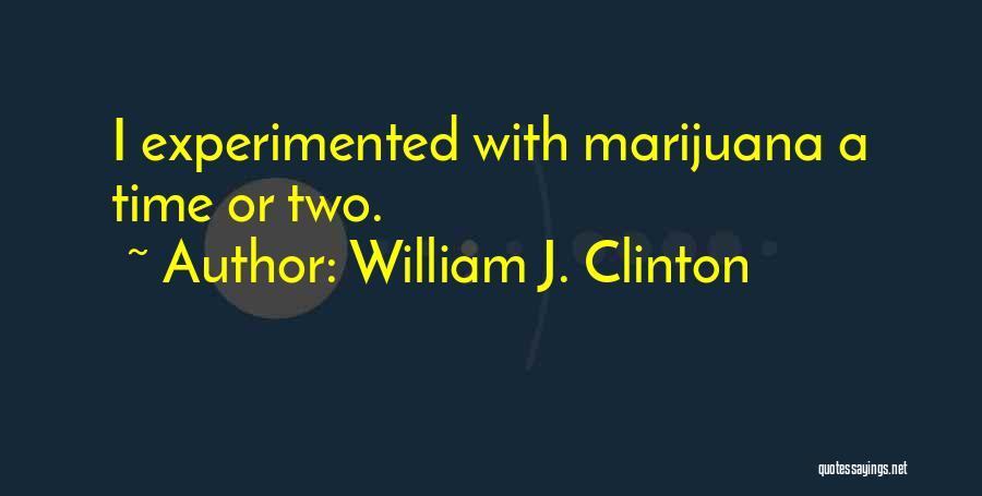 William J. Clinton Quotes 647919