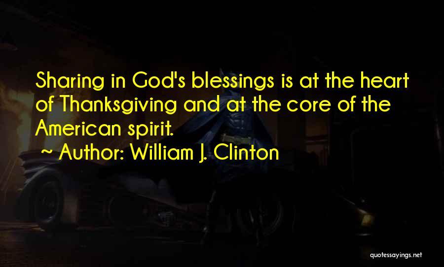William J. Clinton Quotes 780875