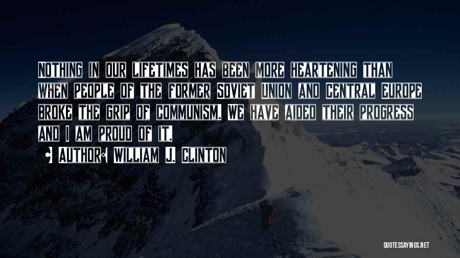 William J. Clinton Quotes 983268