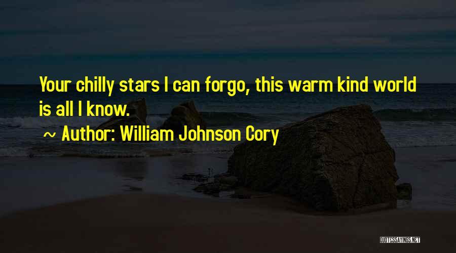 William Johnson Cory Quotes 1140320
