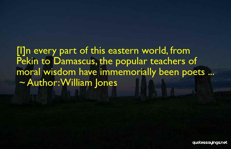 William Jones Quotes 1302680