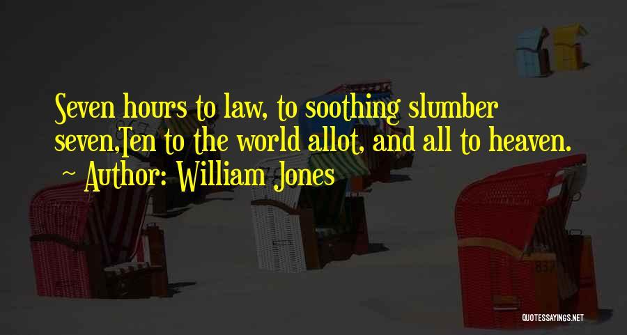 William Jones Quotes 2015570