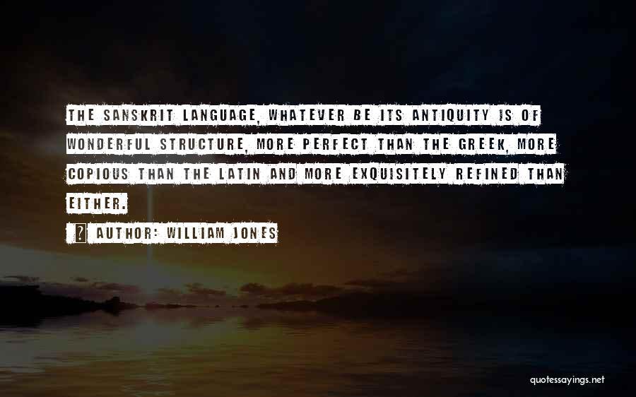 William Jones Quotes 606097