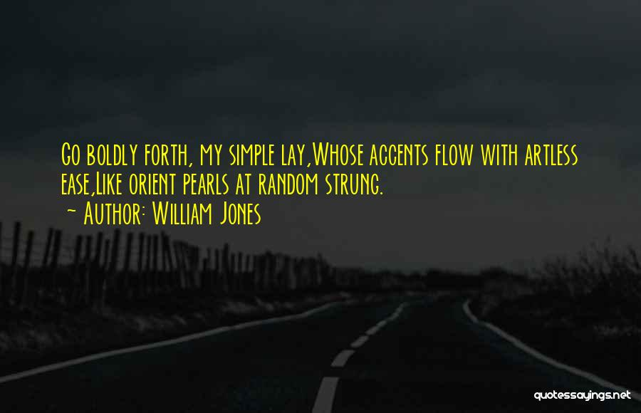 William Jones Quotes 780864