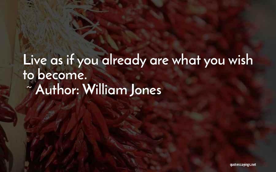 William Jones Quotes 920477