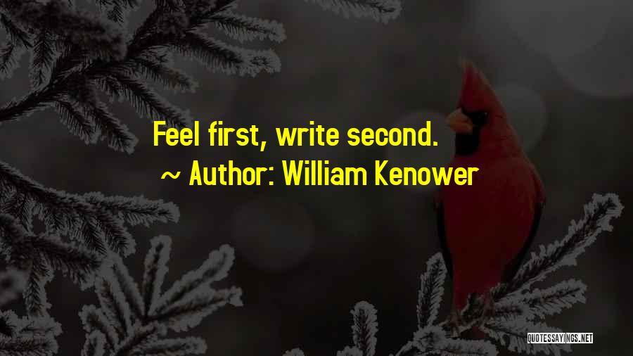 William Kenower Quotes 2243561