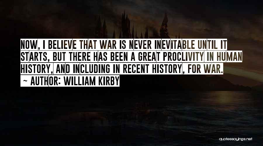 William Kirby Quotes 955134