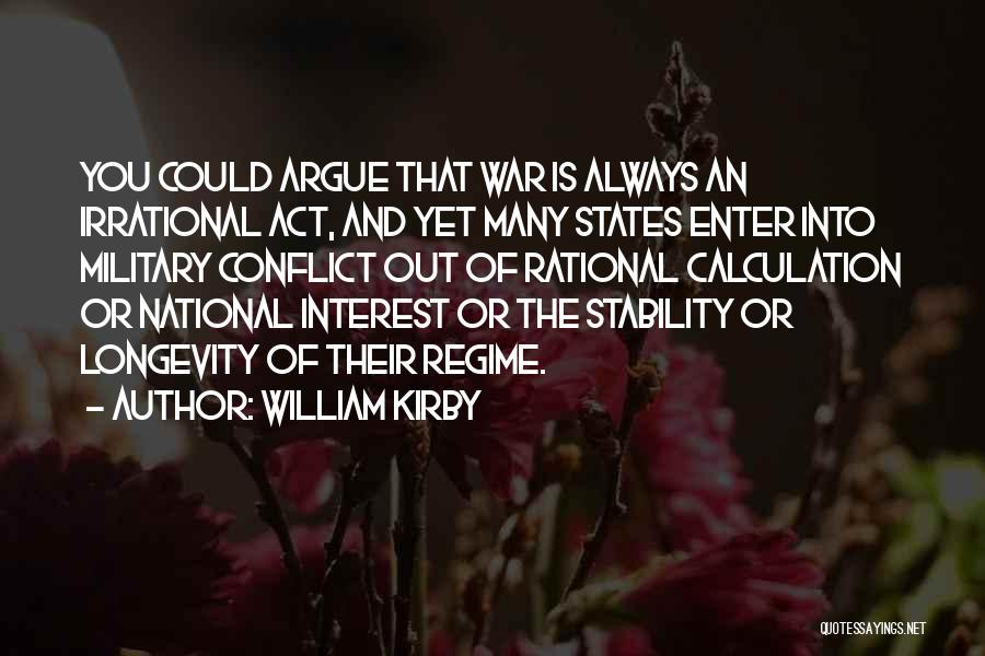 William Kirby Quotes 995436